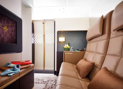 Les luxueux A380 d'Etihad Airways desserviront désormais Sydney