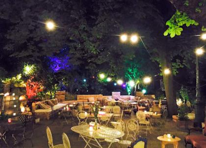 Le Pavillon Puebla, nouveau spot hype des Buttes-Chaumont pour l'été