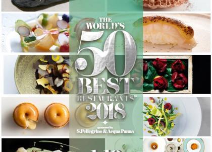World's 50 Best : quels sont les 50 meilleurs restaurants du monde en 2018 ?