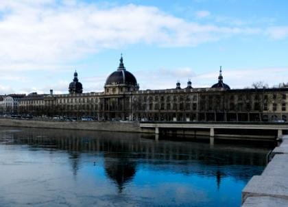 Le Grand Hôtel-Dieu de Lyon fait une place d'honneur au futur hôtel Intercontinental