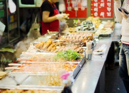 Paris accueille à Belleville son premier Street-Food Market