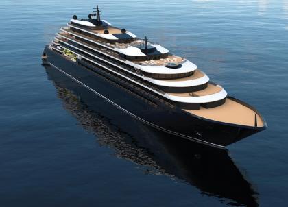 Le premier navire Ritz-Carlton Yacht Collection prendra la mer début 2020