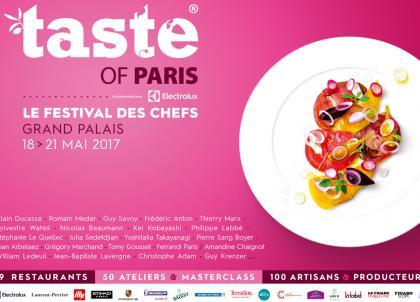 Tout savoir sur le festival Taste of Paris 2017 au Grand Palais