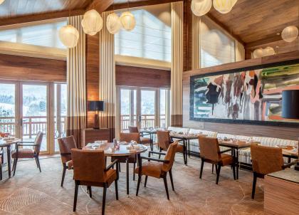 Anne-Sophie Pic va ouvrir un restaurant au Four Seasons Hotel Megève