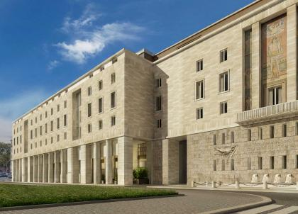 Bulgari annonce l'ouverture d'un hôtel à Rome en 2022