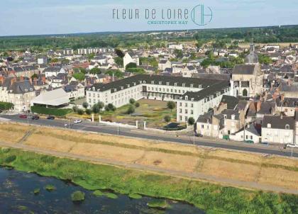 Fleur de Loire, le futur hôtel-restaurant du chef Christophe Hay à Blois