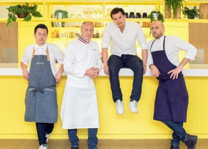 Frichti : 4 grands chefs parisiens signent des plats à se faire livrer à la maison !