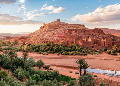 Maroc : découvrir les paysages extraordinaires de la Route du Sud