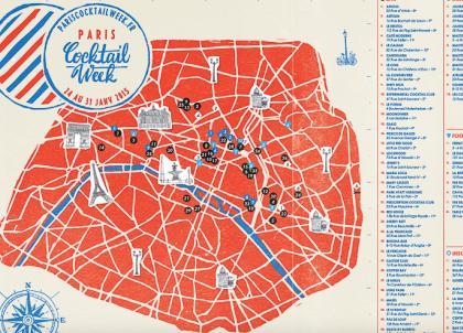 La Paris Cocktail Week commence aujourd'hui : 5 raisons de s'y intéresser