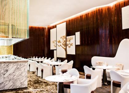 On a testé La Scène, le restaurant étoilé du Prince de Galles : notre verdict en 5 points