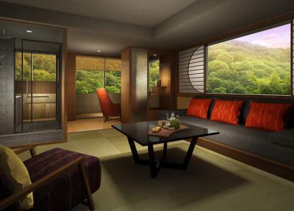 Un ryokan de luxe à Kyoto signé Starwood ? Ca arrive bientôt et ça donne très envie