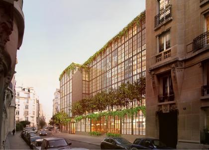 Philippe Starck va transformer un centre de tri postal parisien en un hôtel exceptionnel