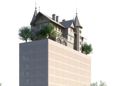 L'incroyable projet d'hôtel de Philippe Starck à Metz