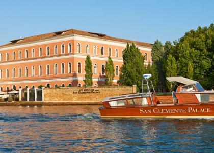 Sur une île privée, le très exclusif St. Regis Venise rouvrira ses portes au printemps