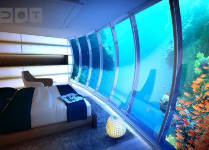 Hôtel de luxe sous-marin : toujours plus de démesure à Dubaï