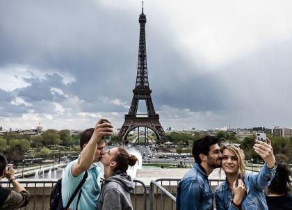 Le Mandarin Oriental Paris se met au selfie !