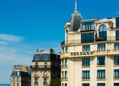 """Le nouveau visage du Terrass"""" Hôtel à Montmartre"""