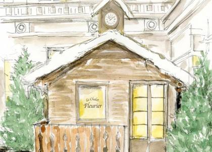 Le Park Hyatt Paris-Vendôme dévoile le Chalet Fleurier : les Alpes Suisses en plein Paris