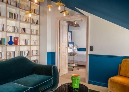 Paris : Chouchou Hotel, un nouvel hôtel « pop » dans le quartier de l'Opéra