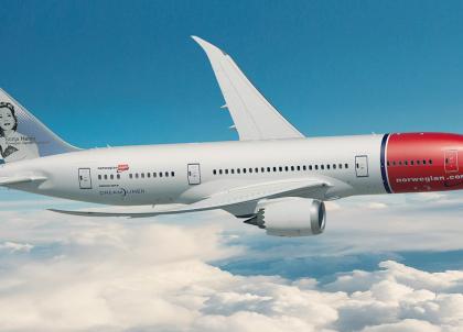 Dès cet été, Norwegian proposera des vols Paris - New York à partir de 300€ AR
