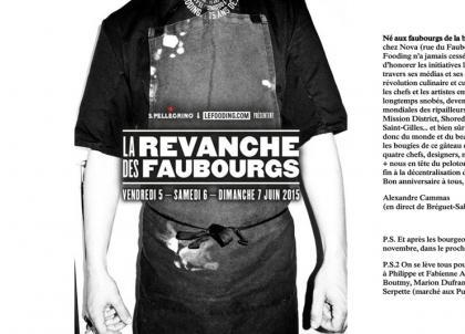 Le Fooding fête ses 15 ans en invitant une myriade de chefs emblématiques de la bistronomie mondiale