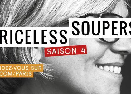 C'est parti pour la quatrième saison des Priceless Soupers du Fooding !