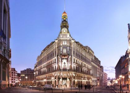 Le Four Seasons Hotel Madrid ouvre ses portes dans la capitale espagnole