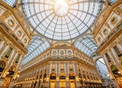 The Carlton Milan, 8ème hôtel signé Rocco Forte en Italie, ouvrira en 2023