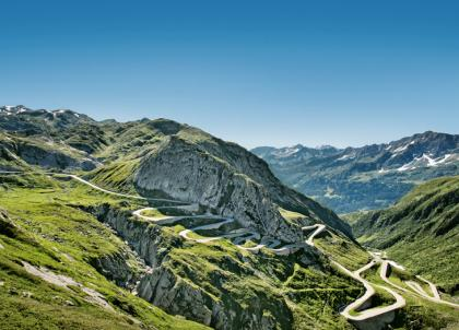 La Suisse lance son « Grand Tour », la route 66 helvétique