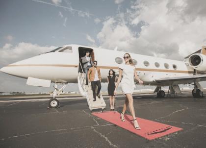 JetSmarter, la start-up qui « uberise » le voyage en jet privé