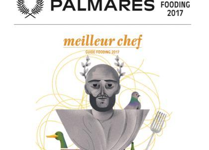 Fooding 2017 : le palmarès et ce qu'il faut retenir de cette nouvelle édition