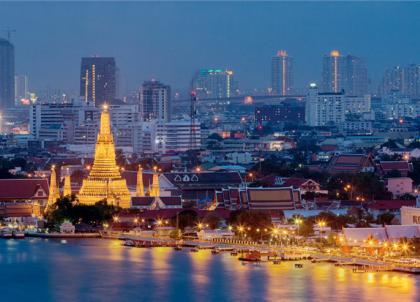 A Bangkok, les géants de l'hôtellerie de luxe marquent leurs territoires