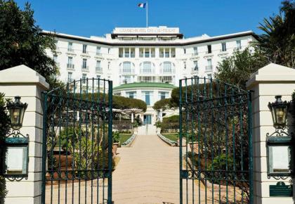 Le Grand Hotel Du Cap Ferrat Nouvelle Adresse De Four Seasons En France Yonder