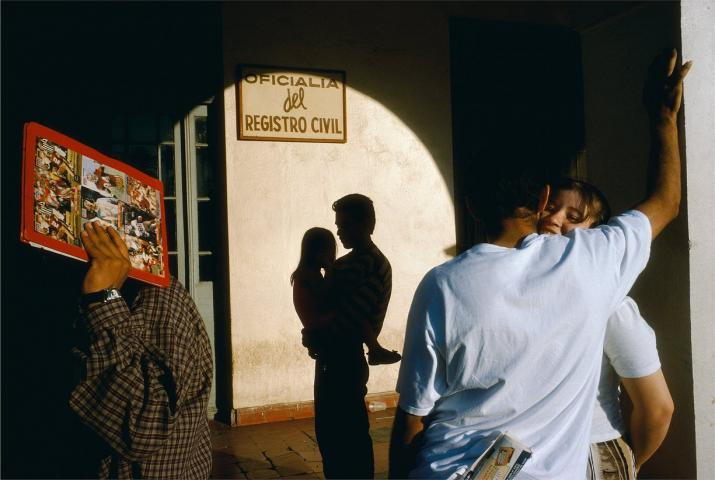 Nuevo Laredo, Mexique. 1996. © Alex Webb / Magnum Photos