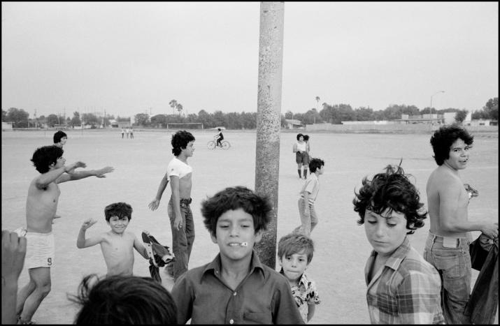 Mexique. 1978. © Alex Webb / Magnum Photos