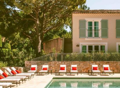 Riviera : les plus belles piscines d'hôtels de la Côte d'Azur