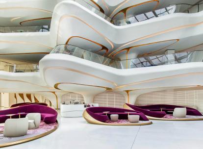 ME Dubai, le nouvel hôtel complètement fou de l'émirat