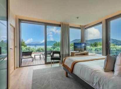 Rivage Hôtel & Spa, la nouvelle adresse 4-étoiles du lac d'Annecy