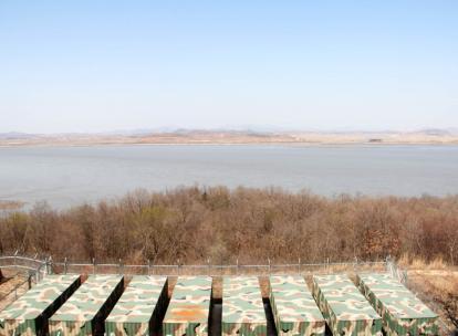 À Ganghwa-do, face-à-face avec la Corée du Nord