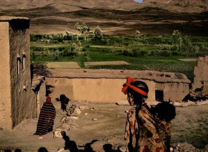 Le Maroc en Kodachrome par Harry Gruyaert