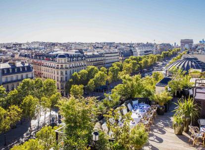 Paris : les nouvelles terrasses et rooftops de l'été