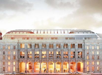 Madame Rêve, l'hôtel de la Poste du Louvre ouvrira en fin d'année à Paris