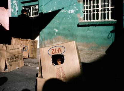 La Calle : la rue mexicaine vue par Alex Webb