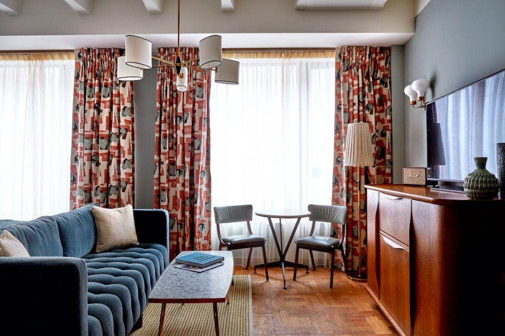 White City House : Soho House vous invite à séjourner dans les anciens studios de la BBC © Soho House