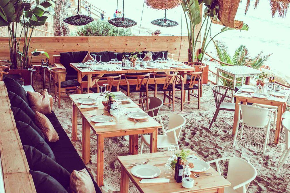Beso Beach Ibiza : l'une des ouvertures les plus marquantes de la saison 2018 sur l'île © DR
