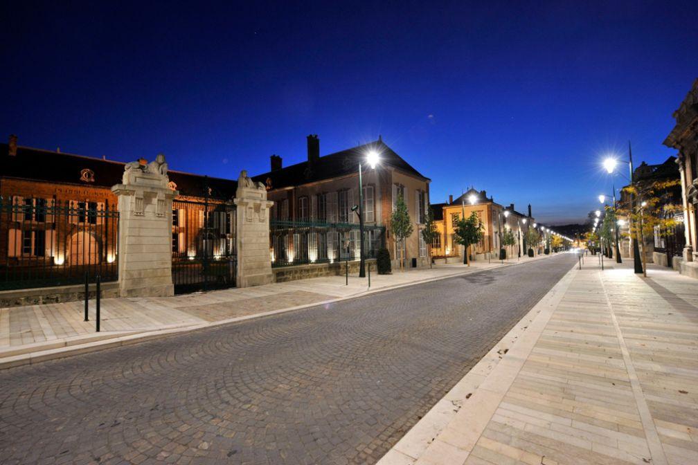 L'avenue de Champagne, à Épernay fait également partie des lieux classés © Michel Jolyot/Association Paysages du Champagne