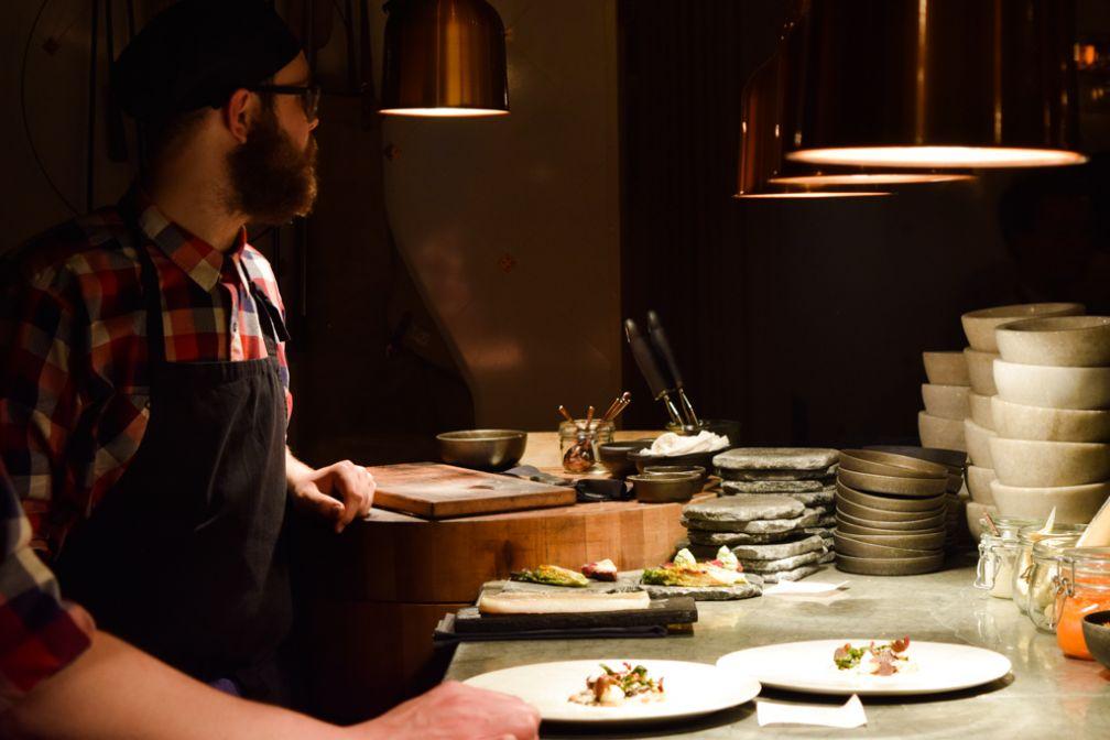 Cuisiniers-hipsters chez Eksted, table (étoilée) coup de coeur de la rédaction de Yonder © Yonder.fr