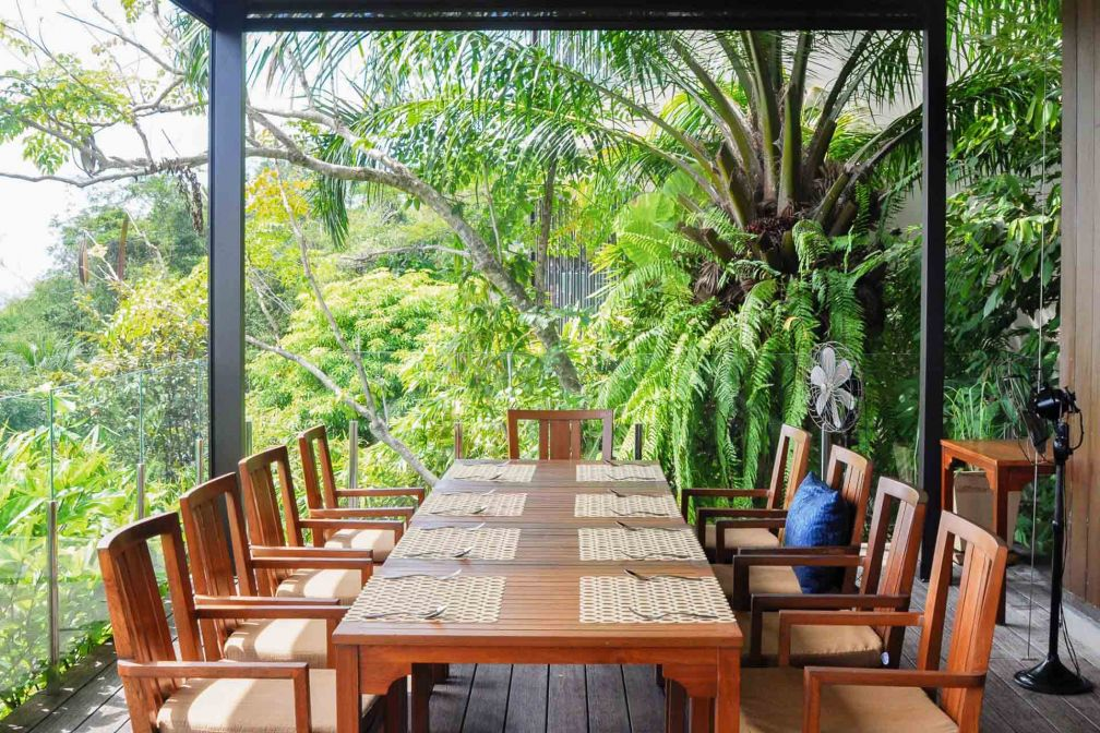 Goûtez aux spécialités thaïlandaises au restaurant Dee Plee © Constance Lugger