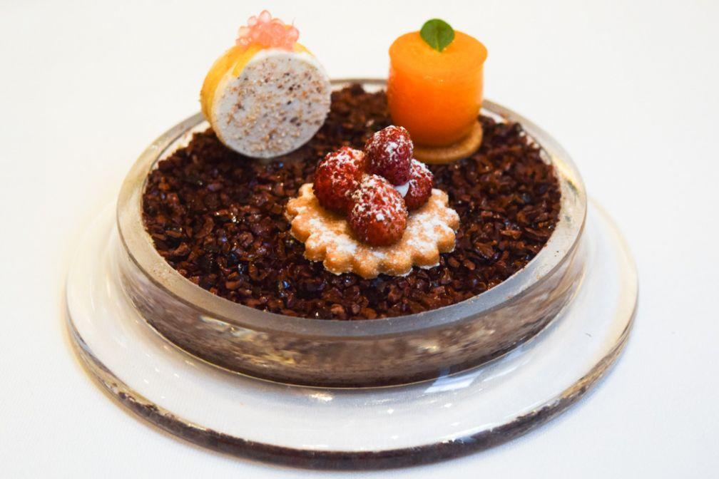 Les pré-desserts, tout en minutie © Yonder.fr