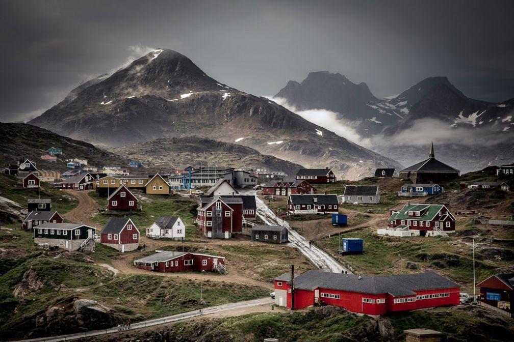 Tasiilaq en été...  | © Mads Pihl /Visit Greenland